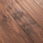 Reclaimed Heart Pine Distressed Engineered