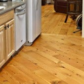 Reclaimed Heart Pine Natural Aged Patina