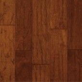 Cherry Engineered Hand Scraped Armstrong Flooring 5 Bronze