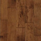Hickory Engineered Hand Scraped Armstrong Flooring 5 Tumbleweed