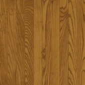 White Oak Solid Bruce Flooring 2-1/4 Gunstock