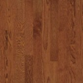 White Oak Solid Bruce Flooring 2-1/4 Amber