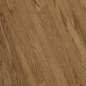 Red Oak Solid Bruce Flooring 2-1/4 Gunstock
