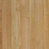 Red/White Oak Solid Bruce Flooring 2-1/4 Seashell
