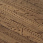 Red Oak Engineered Bruce Flooring 5 Saddle