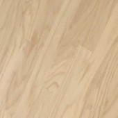 Red Oak Engineered Bruce Flooring 3 Ivory White