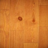 "Heart Pine Solid Grizzly Flooring 5-1/8"" New Orleans"