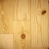 "Heart Pine Solid Grizzly Flooring 5-1/8"" Beaufort"
