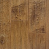 "Harvest 5"" Engineered Maple Hawa Hand-Scraped Flooring"