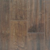 "Molasses 5"" Engineered Maple Hawa Hand-Scraped Flooring"