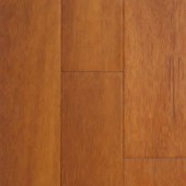Kempas 3-5/8 Solid Pre-finished Flooring Natural