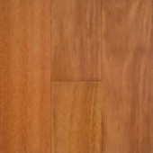 "Kempas 4-3/4"" Solid Pre-finished Flooring Natural"
