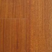 Santos Mahogany 3-5/8 Solid Pre-finished Flooring Natural