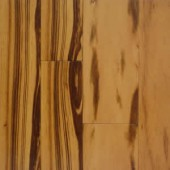 Tigerwood 3-5/8 Solid Pre-finished Flooring Natural