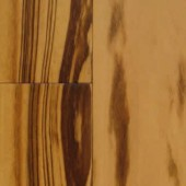Tigerwood 4-7/8 Solid Pre-finished Flooring Natural