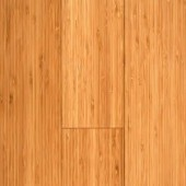 Carbonized Vertical Semi Gloss Bamboo Flooring