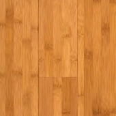 Carbonized Horizontal Matte Bamboo Flooring