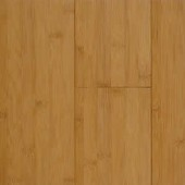 Distress Carbonized Horizontal Bamboo Flooring