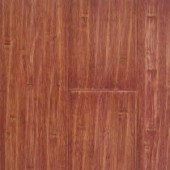 Distress Cherry Horizontal Bamboo Flooring