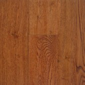 "Gold 5"" Solid Oak Hand-Scraped Hawa Flooring"