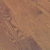 Oak Solid Character Homerwood Flooring 4 Saddle