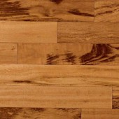 Tigerwood (Muiracatiara) Solid Kingswood Flooring 3-1/4 Natural