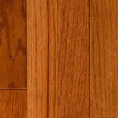Red Oak Solid Kingswood Flooring 2-1/4 Gunstock