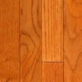 Red Oak Solid Kingswood Flooring 2-1/4 Butterscotch