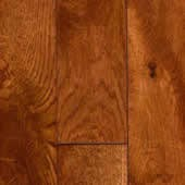 White Oak Solid Kingswood Flooring 2-1/4 Gunstock