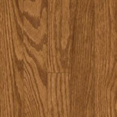 Oak Solid Mullican Flooring 4 Saddle