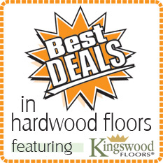 The Best Deals in Hardwood Floors