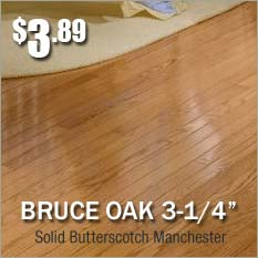 Bruce floors special manchester collection solid red oak flooring