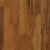 Hickory Engineered Hand Scraped Armstrong Flooring 5 Honey Butter
