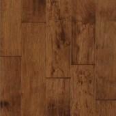 Hickory Engineered Hand Scraped Armstrong Flooring 5 Tumbleweed