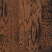 Oak Engineered Distressed Armstrong Flooring 5 Redwood