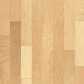 Maple Solid Armstrong Flooring 3-1/4 Natural