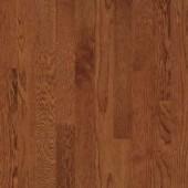 White Oak Solid Bruce Flooring 2-1/4 Amber