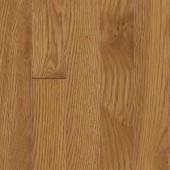 White Oak Solid Bruce Flooring 2-1/4 Brass