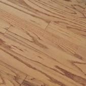Red Oak Engineered Bruce Flooring 7 Gunstock