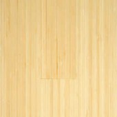 Natural Vertical Semi Gloss Bamboo Flooring