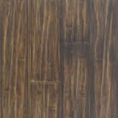 Distress Brown Black Horizontal Bamboo Flooring