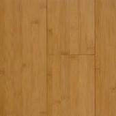 Distress Carbonized Horizontal Bamboo Flooring
