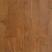 Gunstock 2-1/4 Solid White Oak Flooring
