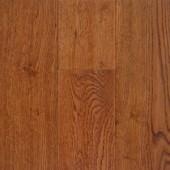 "Gold 5"" Solid Oak Hand-Scraped Hawa Flooring"