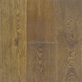 "Saddle 5"" Solid Oak Hand-Scraped Hawa Flooring"