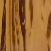 Tigerwood Solid Clear Kingswood Flooring 3-5/8 Natural