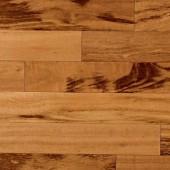 Tigerwood (Muiracatiara) Solid Kingswood Flooring 3-1/4 Natural