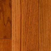 Red Oak Solid Kingswood Flooring 2-1/4 Gunstock