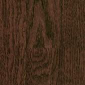 Oak Solid Mullican Flooring 2-1/4 Dark Chocolate