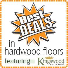The Best Deals in Hardwood Floors